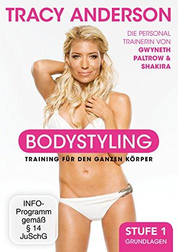 Tracy Anderson - Bodystyling: Grundlagen, Stufe 1 (Methode Tracy Anderson Dvd)