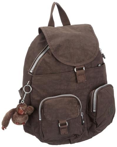 Kipling K13116740 Firefly N - Mochila, color marrón