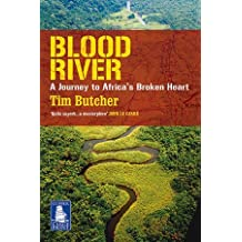 Blood River: A Journey to Africa's Broken Heart (Large Print Edition)