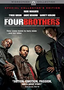 Four Brothers [DVD] [2005] [Region 1] [US Import] [NTSC]
