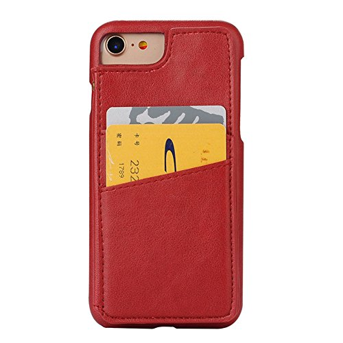 Case per iPhone 6 Card ,Cover per iPhone 6, Bonice Vintage Synthetic Leather Wallet Ultra Slim Professional Executive Snap On Cover with 2 Card Holder Slots Case Cover per iPhone 6/6S (4.7 pollici) +  Modello 03