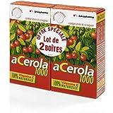 Acerola 1000 Goût Fruits Rouges 30 comprimés à croquer Arkopaharma
