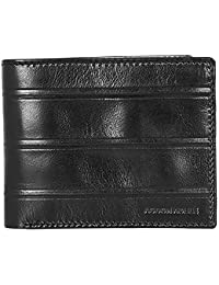 addon adele Black Bi-Fold Men's Wallet