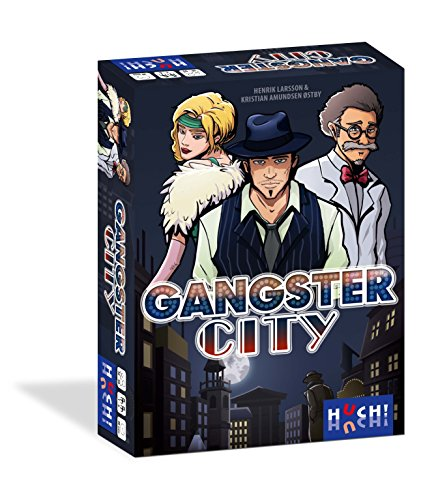 HUCH! 880291 Gangster City