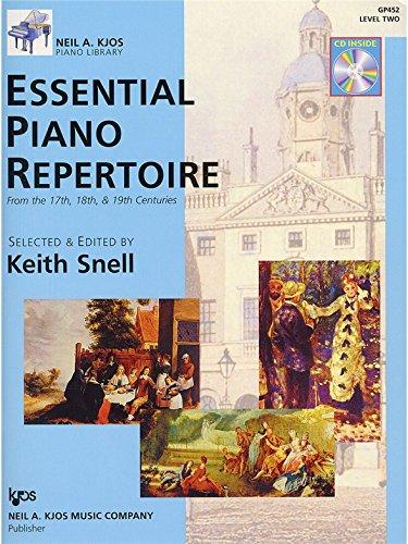 Essential Piano Repertoire - Level 2. Für Klavier