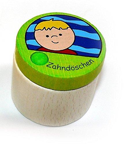 HuntGold Nette Farben Muster Junge M/ädchen Bild H/ölzern Babyfee Laubwald Souvenir Box Deutsch Junge