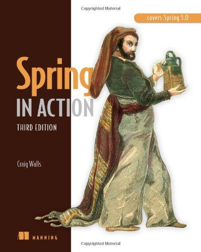 Spring in Action por Craig Walls