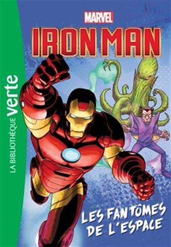 Héros Marvel 02 - Iron Man, Les Fantômes de l'espace