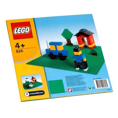 LEGO CLASSIC - PLANCHA VERDE (626)