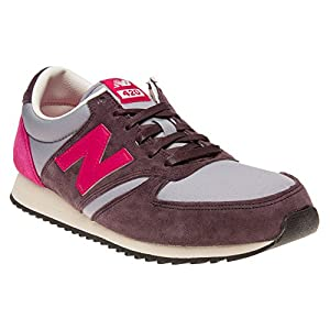51ZGey6 O L. SS300  - New Balance - 8 UK0 Running Classic - Sneakers Man - Morado