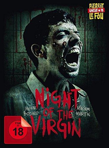 Night of the Virgin - Limited Uncut Edition Mediabook (+ DVD) (+ Bonus-DVD) [Blu-ray]
