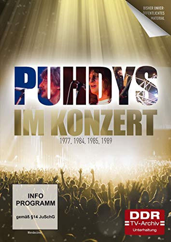 Im Konzert - Puhdys [2 DVDs]