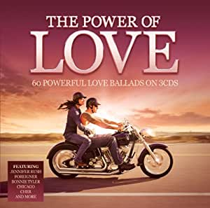 The Power of Love - 60 Powerful Love Ballads