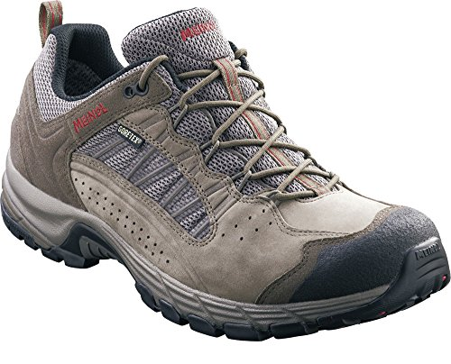 Low Pro Air (Meindl Journey Pro GTX Men Größe UK 12 Schilf-rot)