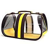 Best Zaini Dog - Pet carrier-breathable borsa a tracolla trasparente Go out Review