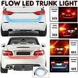 #9: Boot Car Brake Turn Signal Tail + Left/Right Indicator Lights LED for Toyota Etios Liva