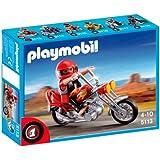 Playmobil - 5113 - Jeu de construction - Chopper