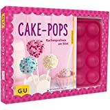 GU Gräfe und Unzer KüchenRatgeber Cake-Pop-Set + Silikonbackform Backbuch backen 8788 (GU BuchPlus)