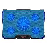 L-QQBZ Ventilateur pour Ordinateur Portable Refroidisseur,Refroidissement Rapide...