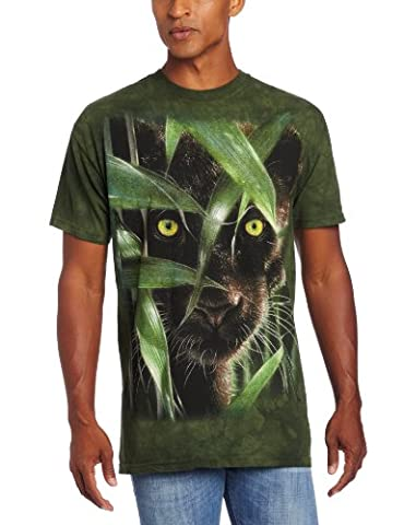 The Mountain Hommes Wild Eyes T-Shirt, Small,