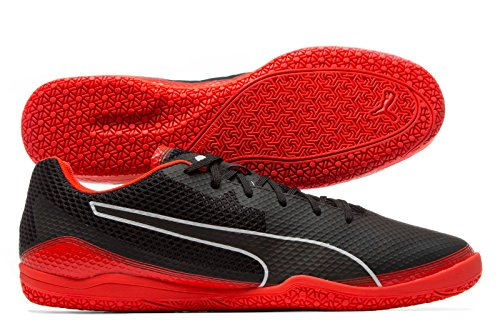 Puma Invicto Fresh, Chaussures de Football Compétition Homme red