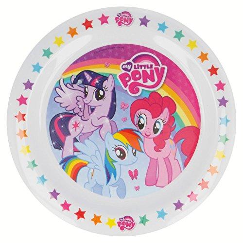 Teller Melamin My Little Pony