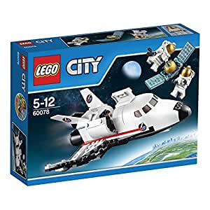 LEGO - 60078 - City - Jeu de Construction - La Navette Spatiale