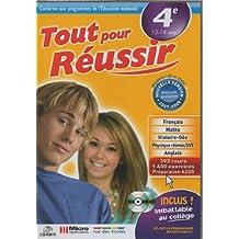 Tout pour Réussir 4ème - Français Maths -HISTOIRE-Géo, physique chimie/SVT, Anglais - Windows: XP / VISTA (32 bits)