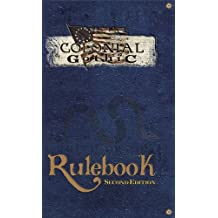 Colonial Gothic Rulebook Second Edition