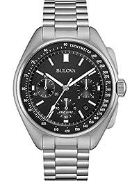 Mens Bulova Special Edition Lunar Pilot Chronograph Watch 96B258