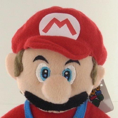 Super Mario Plüsch Mario 24 cm (Super Mario Bros Plüsch-wii)