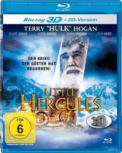 Little Hercules ( Little Hercules 3D ) (Blu-Ray)