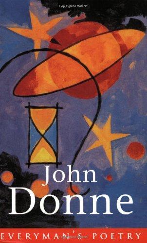 John Donne Eman Poet Lib #33 (Everyman Poetry)