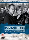Law & Order: Special Victims Unit - Season 5 - Complete [2003] [DVD]
