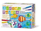 4M Design Your Own Jigsaw Puzzle Kit