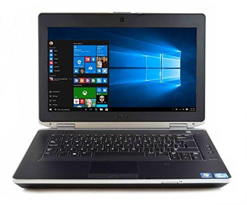 Dell 15.6-Inch Latitude E5540 LED Notebook - (Black) (Intel i5-4300u 1.6 GHz Processor, 8 GB RAM, 240 GB SDD, Microsoft Windows 10 professional