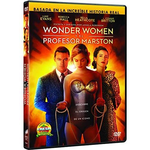 Wonder Women Y El Profesor Marston [DVD] 7