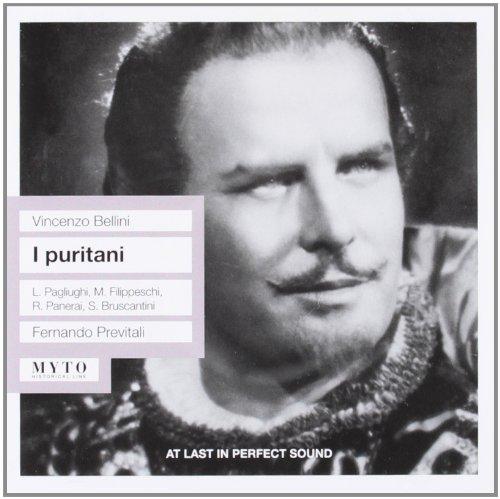 Preisvergleich Produktbild I Puritani: Pagliughi-Filippeschi-Panera