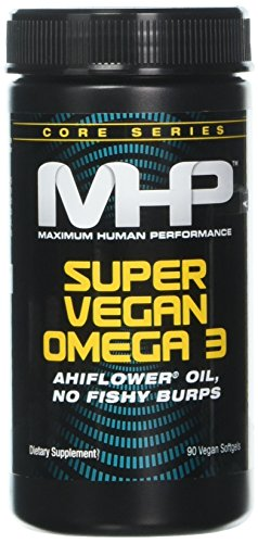 MHP - Súper vegano Omega Core 3 Series - 90 Vegan Softgel