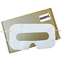 [50 Pack] Orzero® VR Disposable Eye Patch Mask for Virtual Reality Headset [50 Pcs SET]