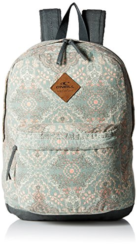 O 'Neill Junior de playa lienzo impreso mochila - Verde -