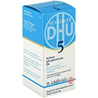Schüßler 5 Kalium phosphoricum D6 Tabletten, 200 St. preisvergleich bei billige-tabletten.eu