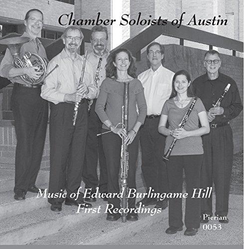 Music of Edward Burlingame Hil
