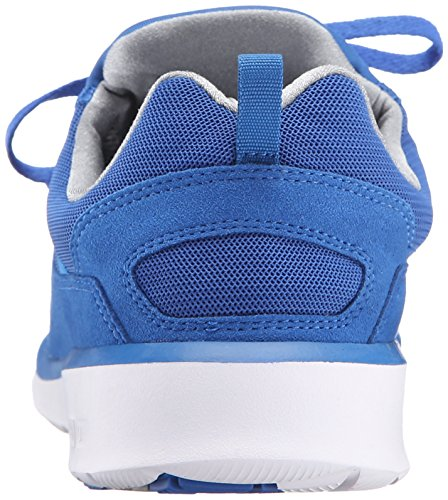 DC Shoes Men's Heathrow Sneakers Low Top Shoes multicouleur - Bleu/gris