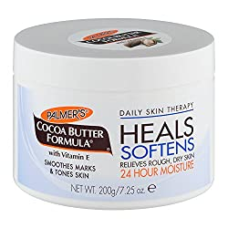Palmers Daily Skin Therapy Heals Softens Moisturizer 200 g with Ayur Product in Combo