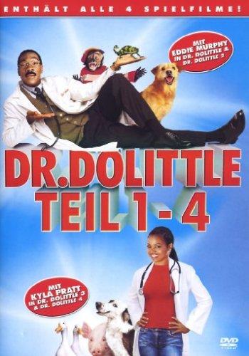 Dr. Dolittle 1-4 [4 DVDs]