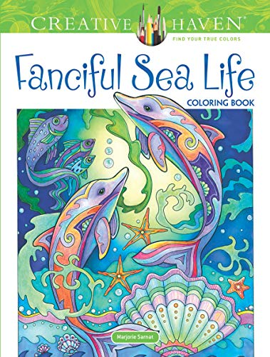 ful Sea Life Coloring Book (Adult Coloring) ()