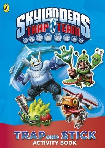 : Trap and Stick Activity Book ()