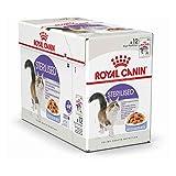 Royal Canin Sterilised, Cibo Umido per Gatti Adulti Sterilizzati, Paquete di 12 x 85 gr, totale 1020 gr