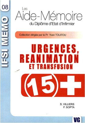 ifsi urgence,rea,transfusion